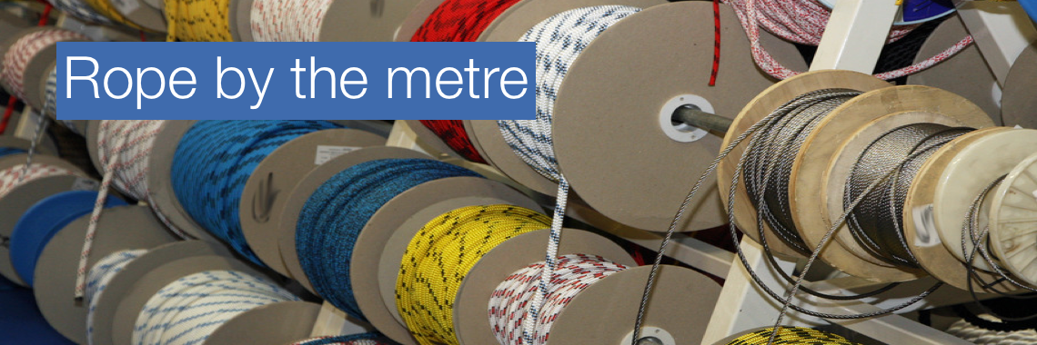 Rope by the metre